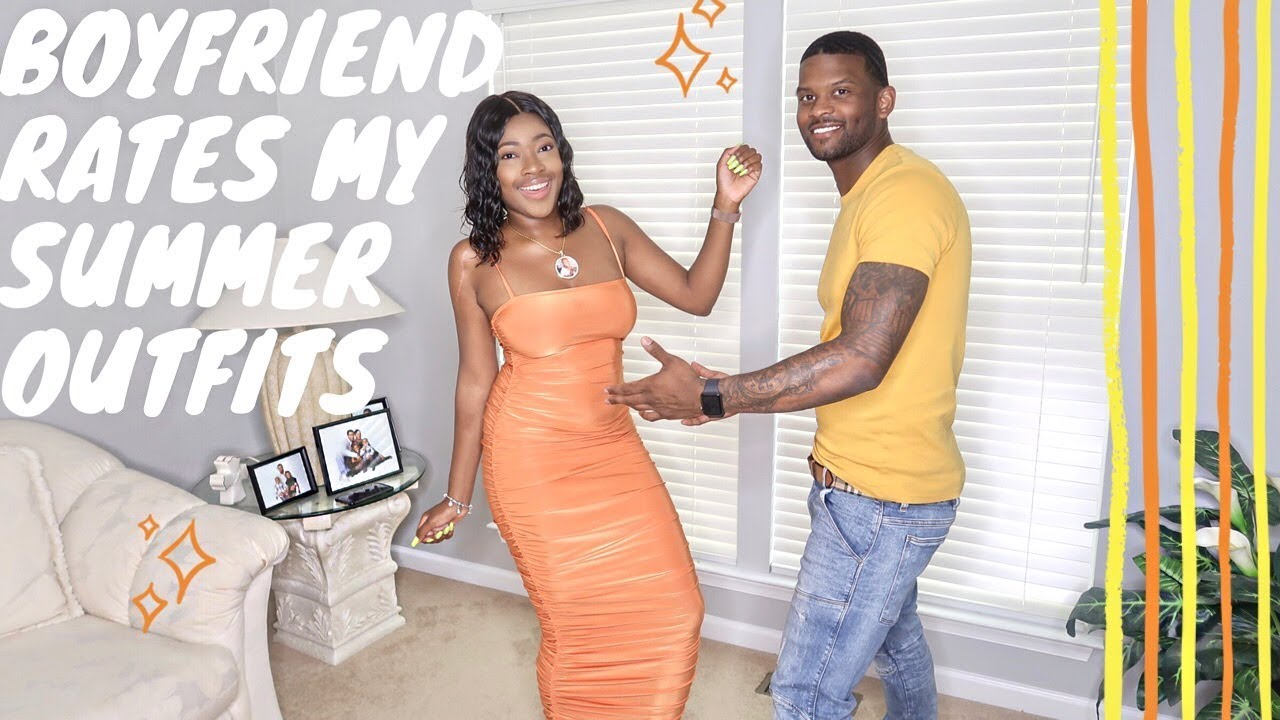 [VIDEO] - BOYFRIEND RATES MY EXPLICIT SUMMER OUTFITS FROM   Prettylittlething, Missguided, & Zara 7