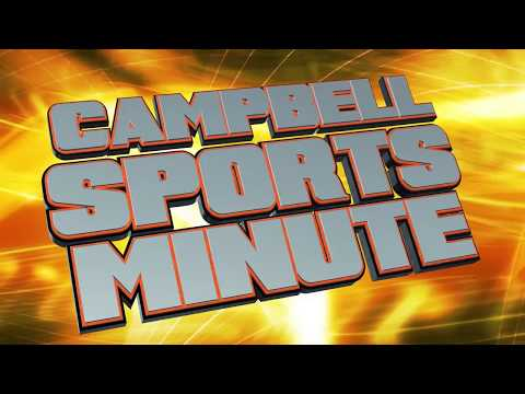Campbell Sports Minute - Monday, September 25