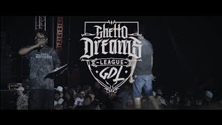 Aczino vs Chuty (Cuartos) Ghetto Dreams League 2019