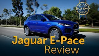 2019 Jaguar E Pace - Review & Road Test