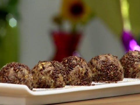 Flax Seeds Laddu - Gautam Mehrishi - Food Ka Mood