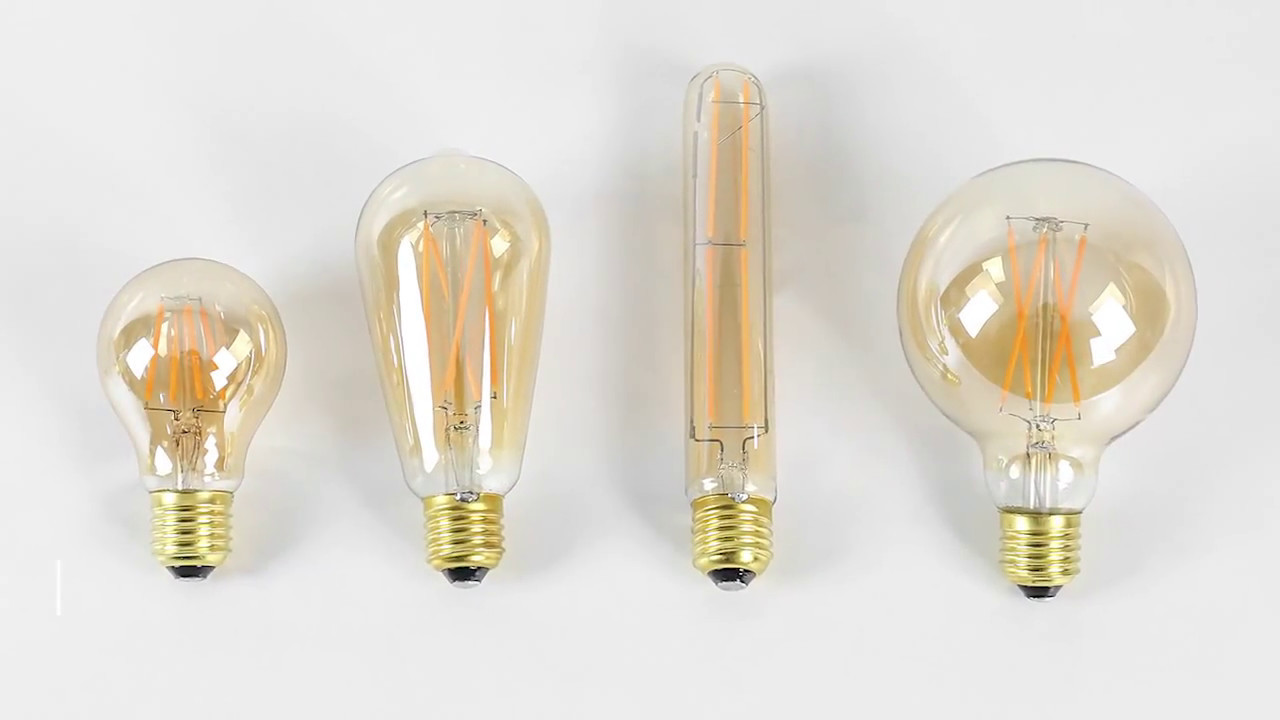 LED Dimmable Vintage Style Style Bulbs Dimmable Vintage Kl1JFT3c