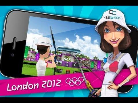 Обзор игры Лондон 2012: Олимпийские игры для iPhone и Android