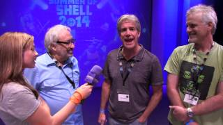 Teenage Mutant Ninja Turtles voice actors interview