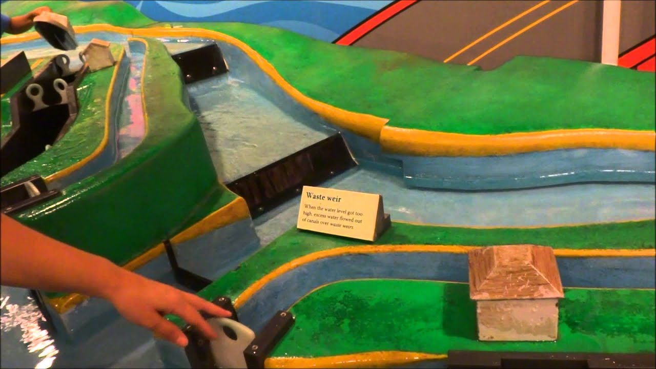 crayola factory water works - YouTube