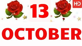 13 October Special New Birthday Status Video , happy birthday wishes, birthday msg quotes जन्मदिन