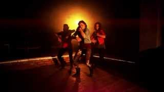 Weronika Otrebska ragga choreography on Mavado Special Kinda Gyal