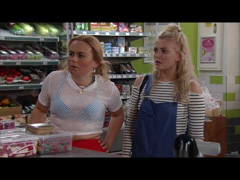 Sophie, Gemma and Bethany Talk About Craig's Selflessness - Coronation Street