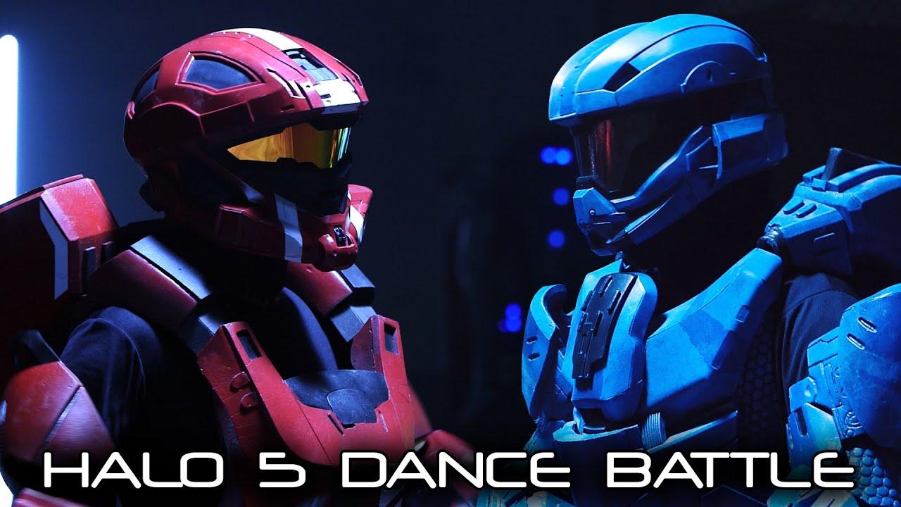 Wolfenstein Hd Wallpapers Halo 5 Spartan Dance Battle Youtube