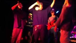 Pt.2 Dead Bent live @ the Rockpile October 31st 2011