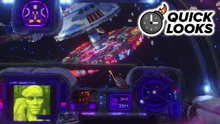 Rebel Galaxy Outlaw: Quick Look (Video Game Video Review)