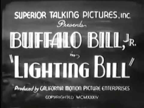 Lightning Bill (1934)  Denver Dixon