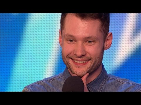 Calum Scott  Britains Got Talent 2015 Audition week 1