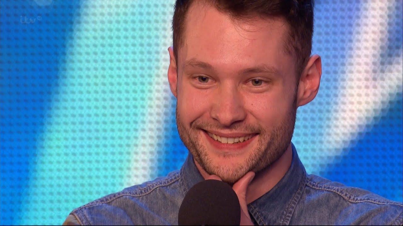 Download Calum Scott - Britain's Got Talent 2015 Audition week 1
