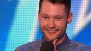 Calum Scott - Britain's Got Talent 2015 Audition week 1 Mp3