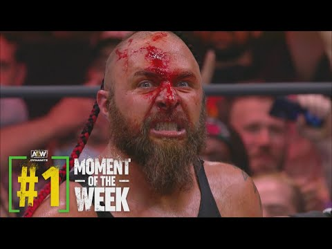 Who Walked Away with the NJPW IWGP US Title? Mox or Archer?   AEW Dynamite Fyter Fest 2, 7/21/21