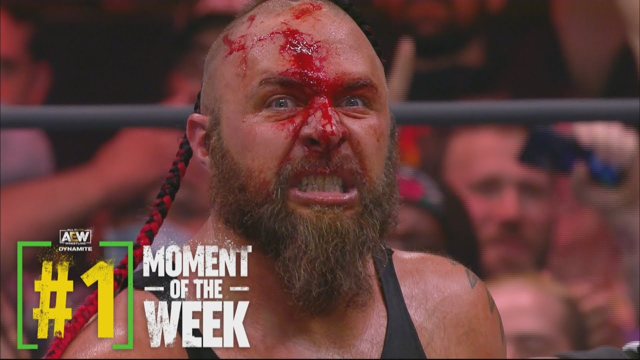 Who Walked Away with the NJPW IWGP US Title? Mox or Archer? | AEW Dynamite Fyter Fest 2, 7/21/21