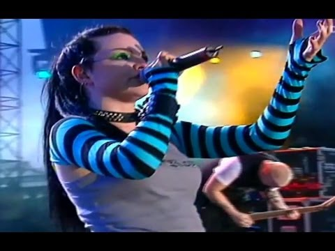 Evanescence - Rock Am Ring 2003 (Full Concert)