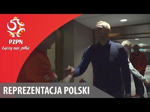 """Czarnogóra - Polska. """"Biało-czerwoni"""" w dobrych humorach. Wideo"""