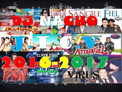 mix cumbia chicha �✓ DJ Nacho