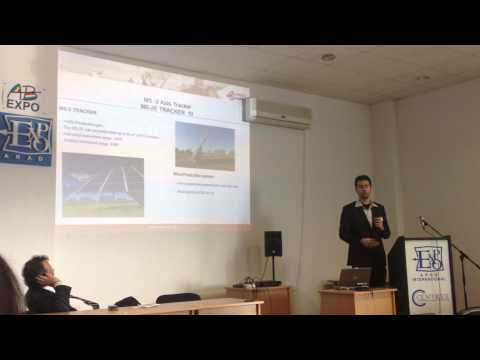 High Tech Solar Tracking for PV plants in Romania