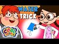 DISAPPEARING WATER TRICK! DIY April Fool's Prank with SCIENCE! for Kids!| The Nikki Show