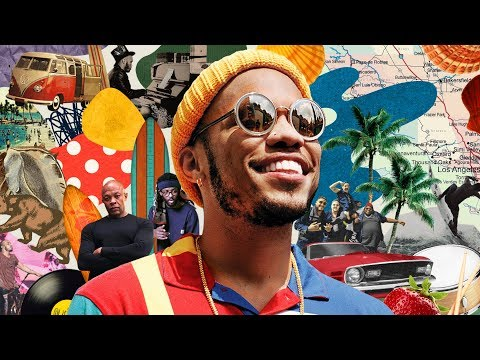 Anderson .Paak: Made in California