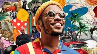 Anderson .Paak From Venice to Ventura