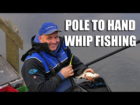 Pole To Hand Whip Fishing - Hereford-on-Wye