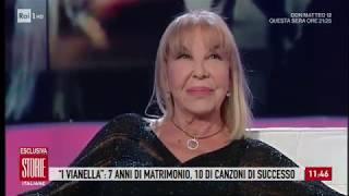 Wilma Goich VS Elfrida Ismolli: continua lo scontro a distanza - Storie italiane 20/02/2020 YouTube Videos