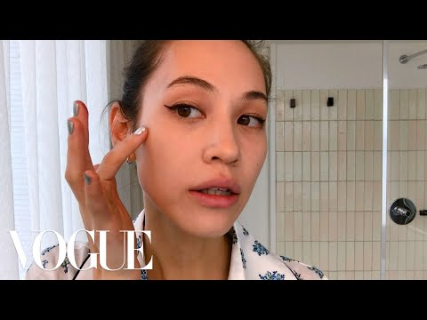Kiko Mizuhara's Guide to Flawless Skin, and the Perfect Cat Eye | Beauty Secrets | Vogue