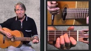 gitarrelernen tv • Joshua fit the Battle of Jericho (L06Vid03)
