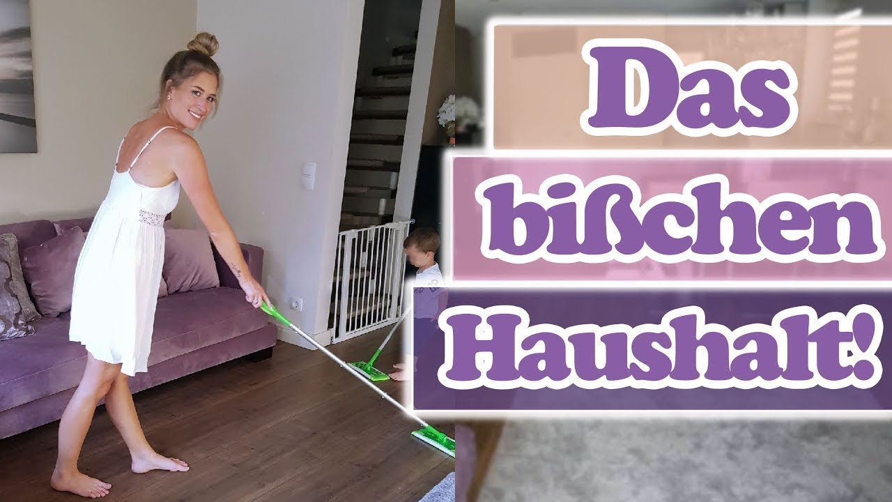 putzroutine haus so organisierst du dich mit dem haushalt meine tipps und tricks youtube. Black Bedroom Furniture Sets. Home Design Ideas