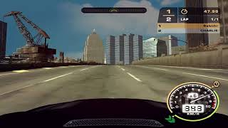 NFS MW Valley & Hwy 201 1st Lap Knockout by Salvathore BMW