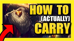 HOW TO *ACTUALLY* CARRY | Bard | Best Build & Strategy Season 9