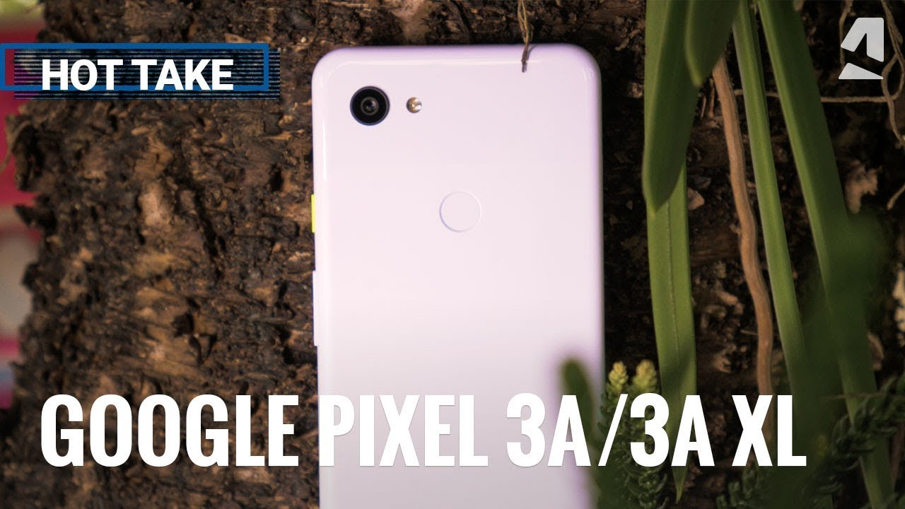 Google Pixel 3a - Full phone specifications