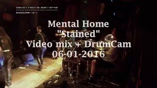 Watch Mental Home Stained video