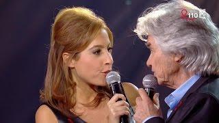 """Léa Salamé et Daniel Guichard chantent """"La Tendresse"""""""