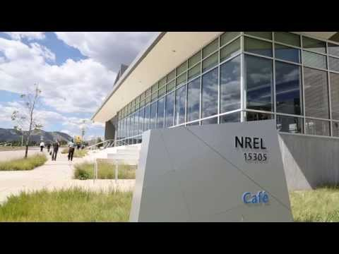 NREL's Sustainable Campus Overview