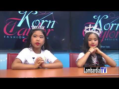 Korn Taylor TV Show  3 11 2017 - Lombardia TV