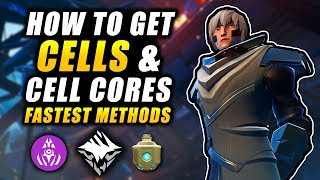 How To Get All The Cells You Want & Cell Cores (Fastest Methods) - Dauntless Guide