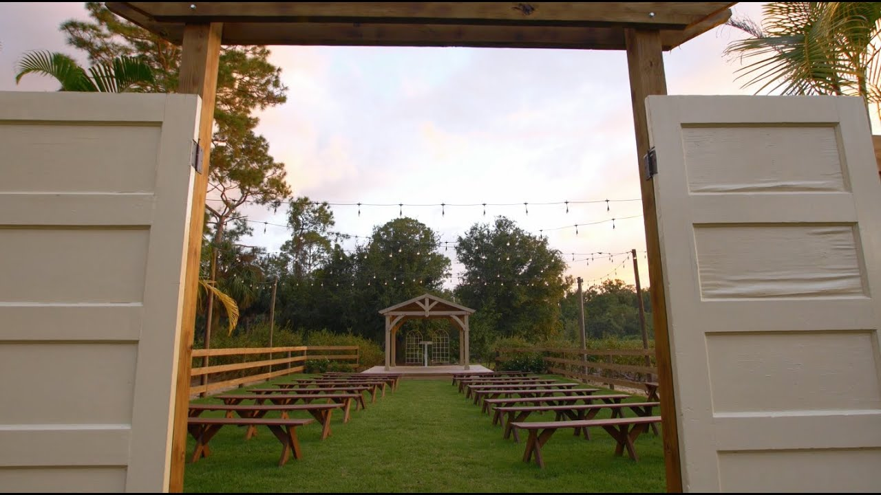 Finding The Right Central Florida Wedding Venue - Blue ...