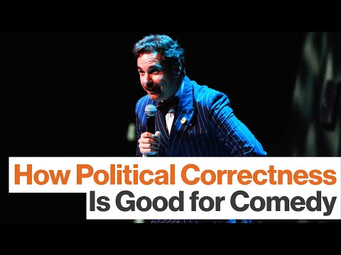 Political Correctness Doesn't Censor, It Keeps Comedy Fresh