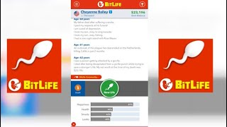 BitLife GamePlay - Fiancé cheats? Single mom? 14 years in prison ? Pornstar career ?