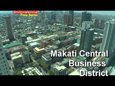 Pinoy Joyride - Makati Central Business District (Philippine