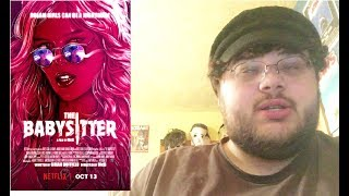 Horror Show Movie Reviews Episode 705: The Babysitter