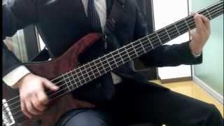 title : sonictemple artist : YKZ bass : ZON sonus 5/2 tuning : E - ...