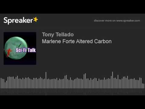 Marlene Forte Altered Carbon