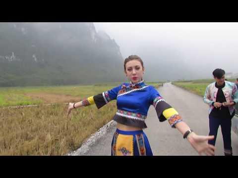 Сьемки видео-визитки Huanjiang