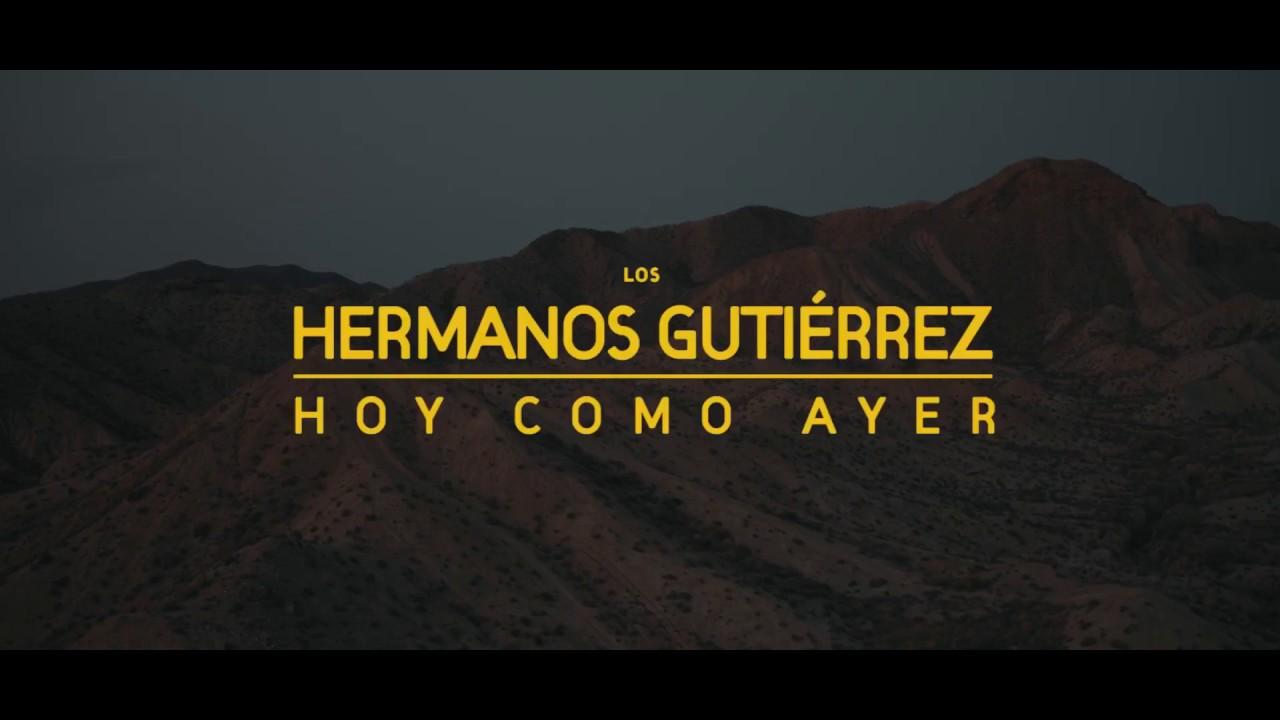 Hermanos Gutiérrez - Hoy como ayer (Official Music Video)